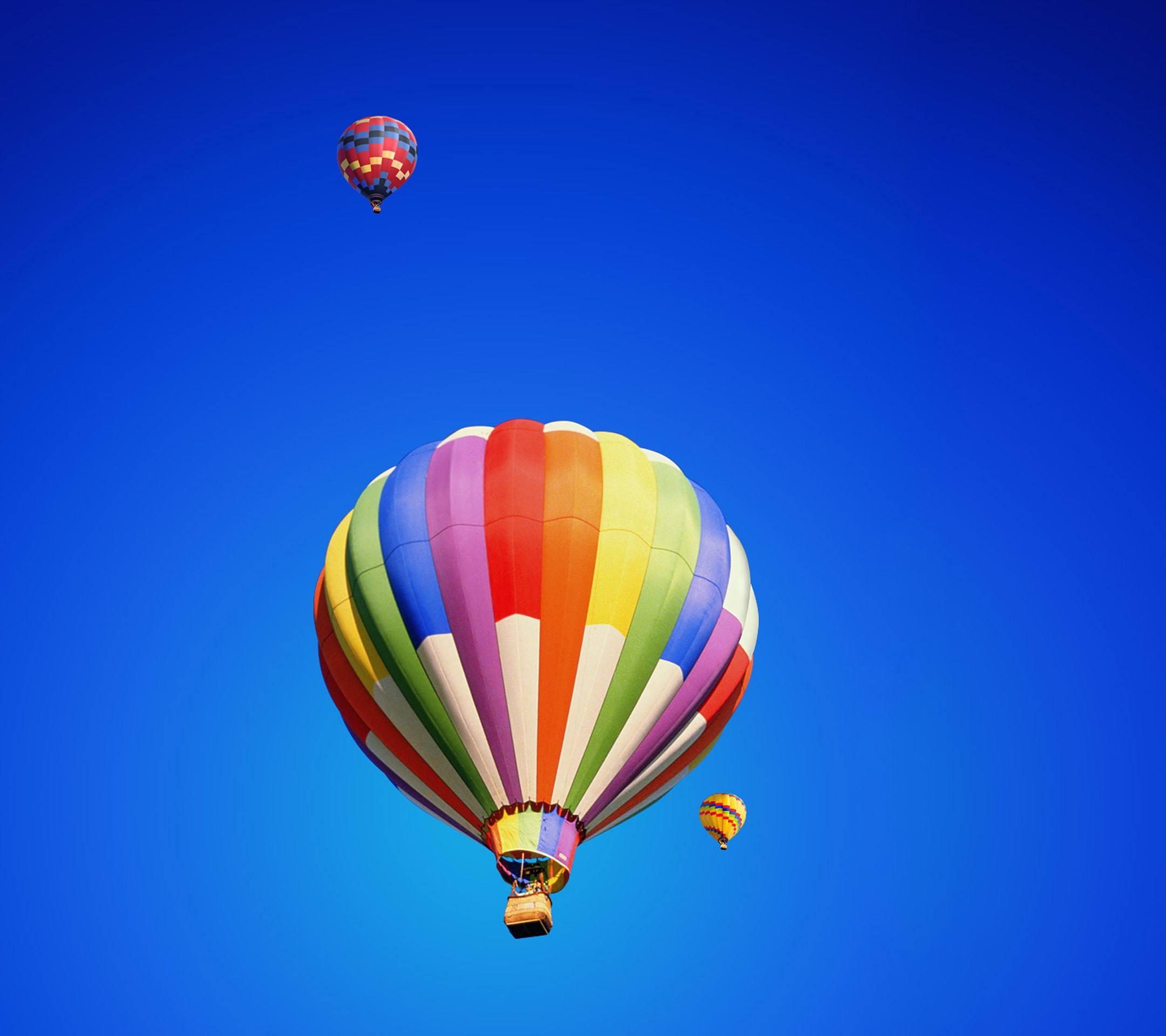 热气球●浪漫之旅